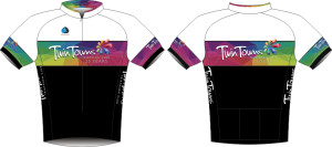Twin Towns Tri Cycle Jersey