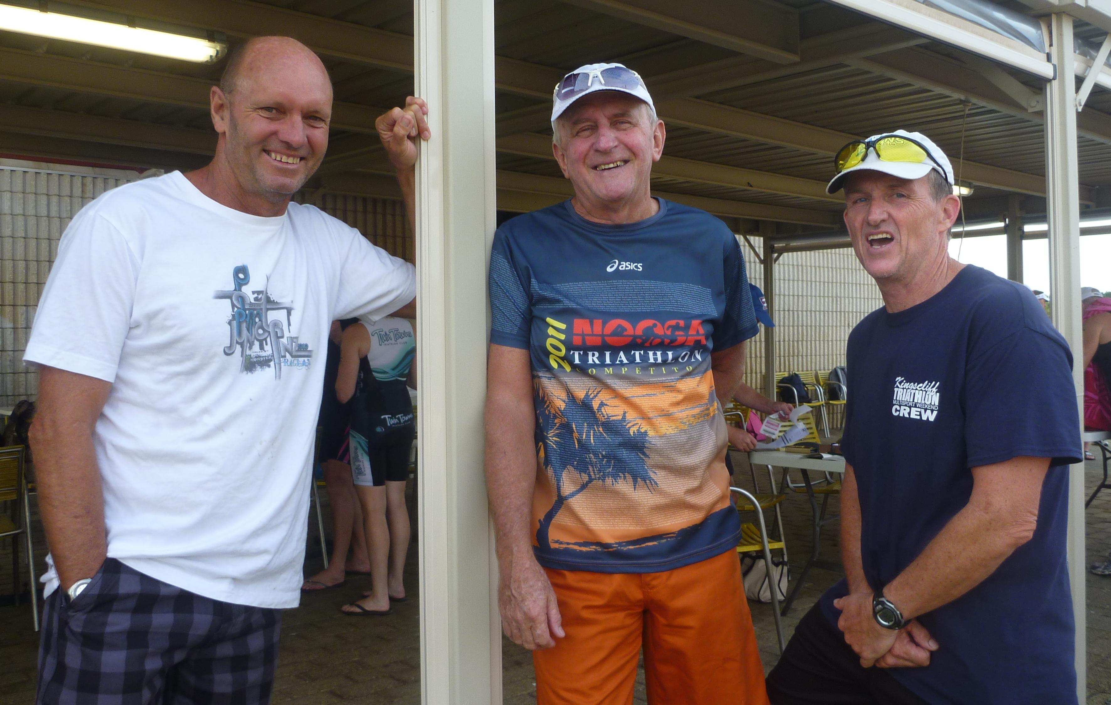 19 Jan Phil, Rob & Glenn